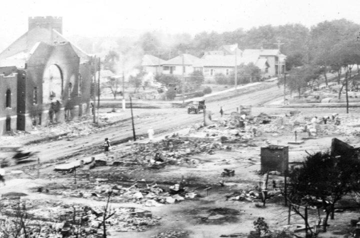 Cumple un siglo la masacre de Tulsa