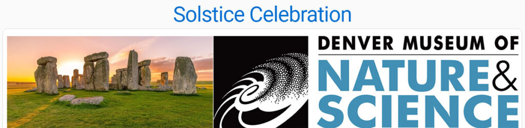Celebración del solsticio