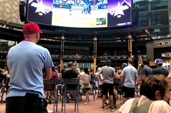 Security and Peace During the All-Star Game Seguridad y paz durante Juego de Estrellas