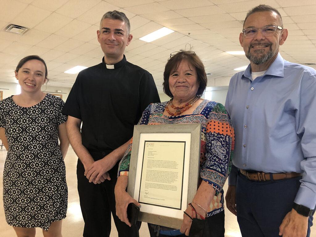 San Cayetano vacunó más de 22 mil hispanos