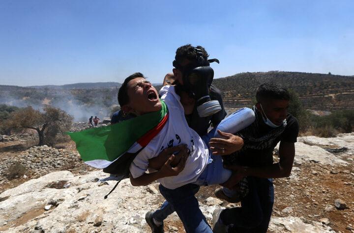 Nuevo pedazo de tierra enfrenta a israelíes y palestinos