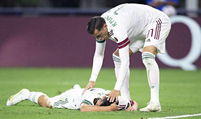 México pide garantías para sus futbolistas luego de agresión a Hirving Lozano