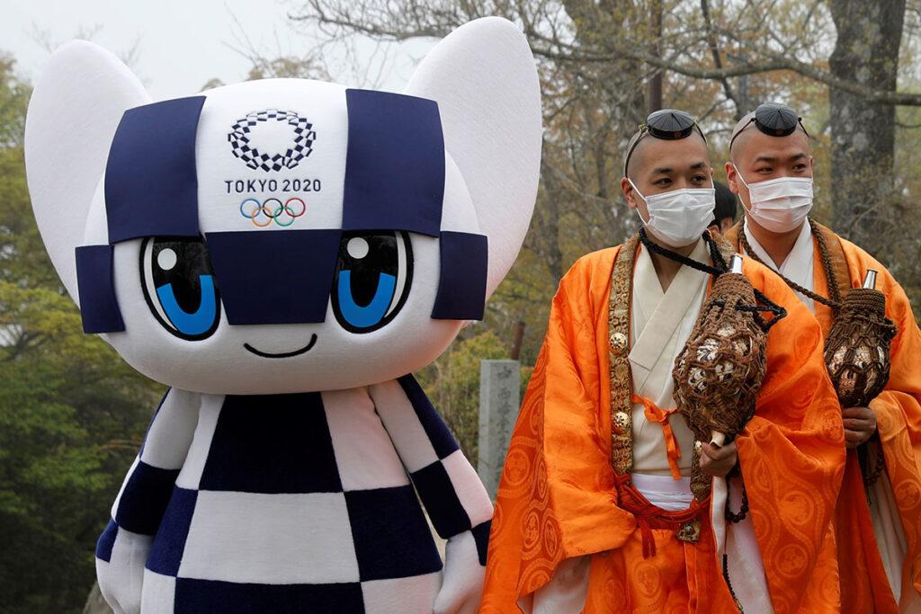 Los Juegos de Tokio 2020 en cifras