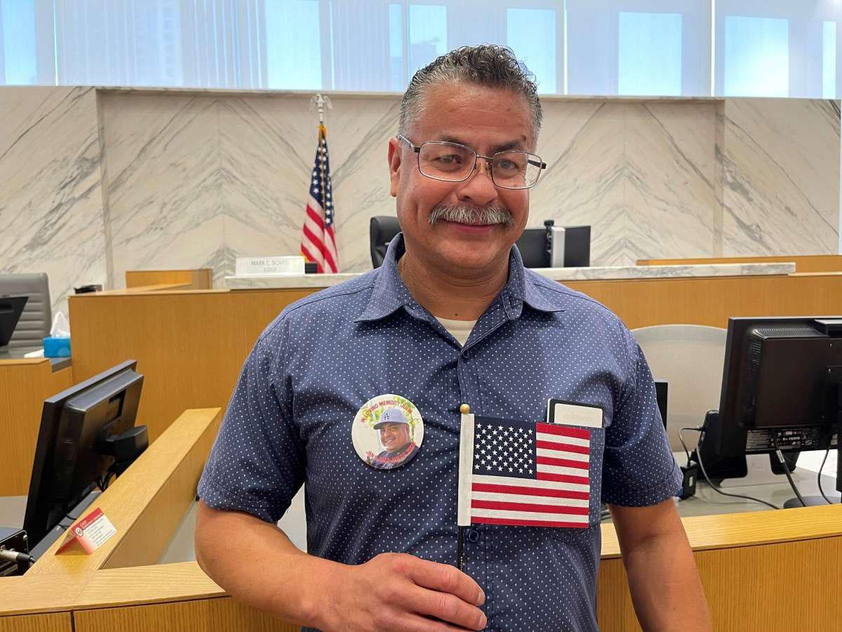 Veterano deportado que demandó al Gobierno