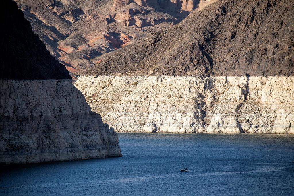 Declaran sequía en el río Colorado