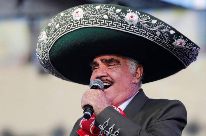 Vicente Fernández padece el síndrome de Guillain-Barré