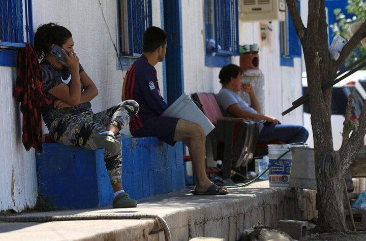 """Restablecen programa """"Espera en México"""""""