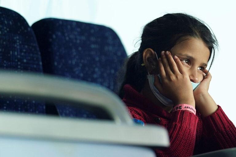 Refugiados afganos llegan a Colorado
