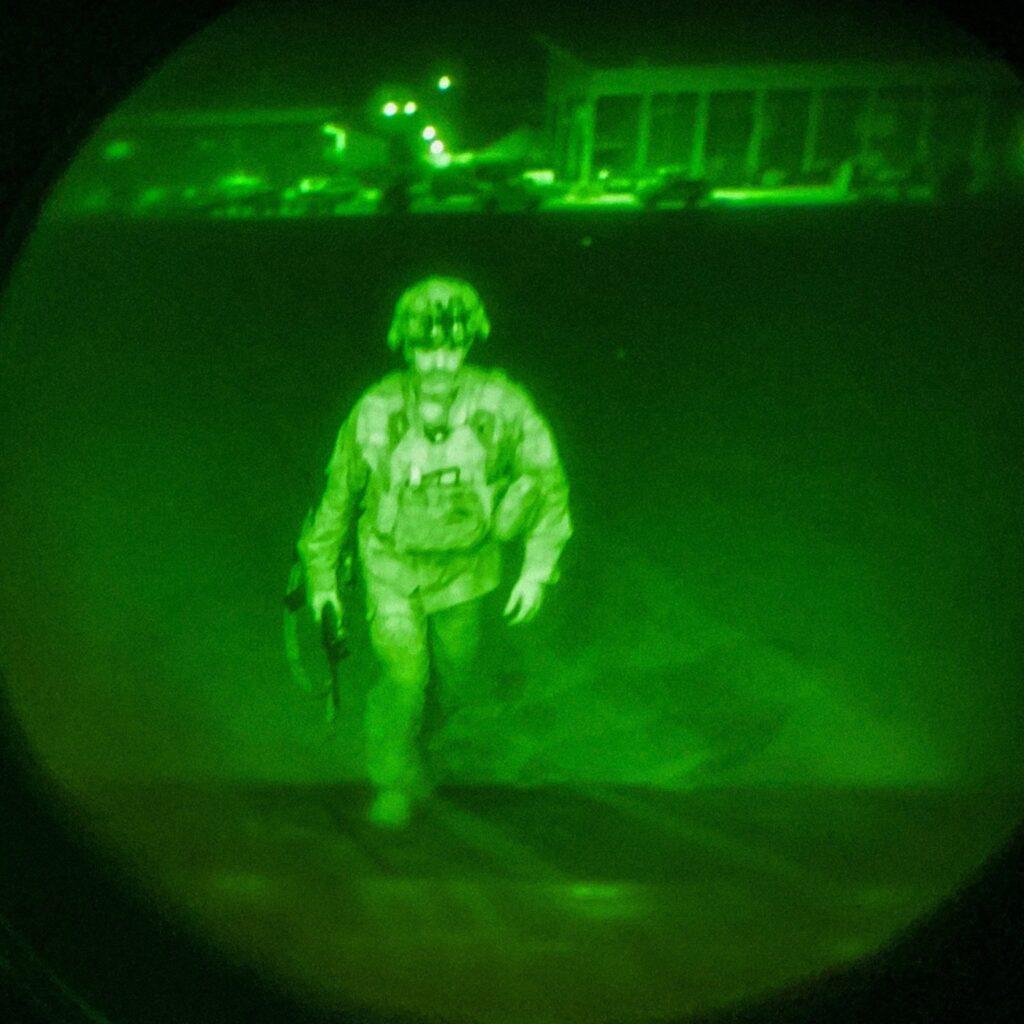 EEUU pone fin a la guerra de Afganistán
