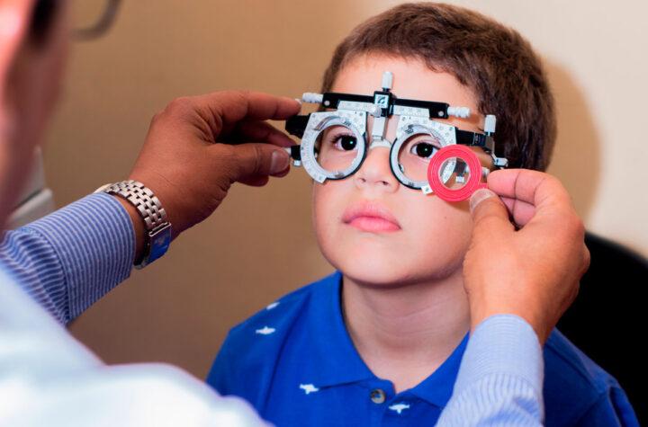 Examen de la vista es esencial para estudiantes de K-12