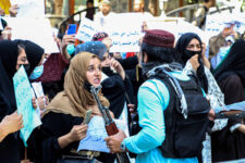 Protestas en Afganistán tras instalación de gobierno talibán