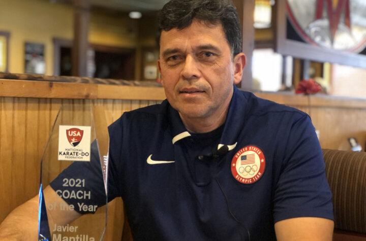 Entrenador hispano guía victoria olímpica de EEUU en Karate