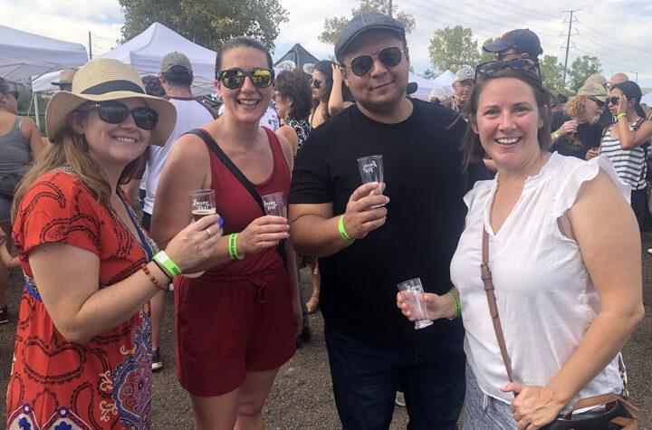 Cervezas con arte y cultura hispana trajo el Suave Fest