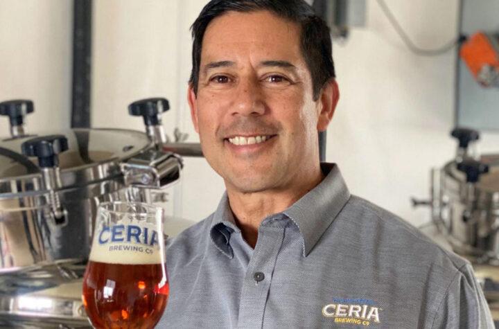 Keith Villa beers arrive at Suave Fest Cervezas de Keith Villa llegan al Suave Fest