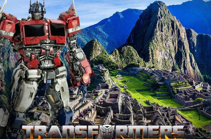Transformers en Machu Picchu