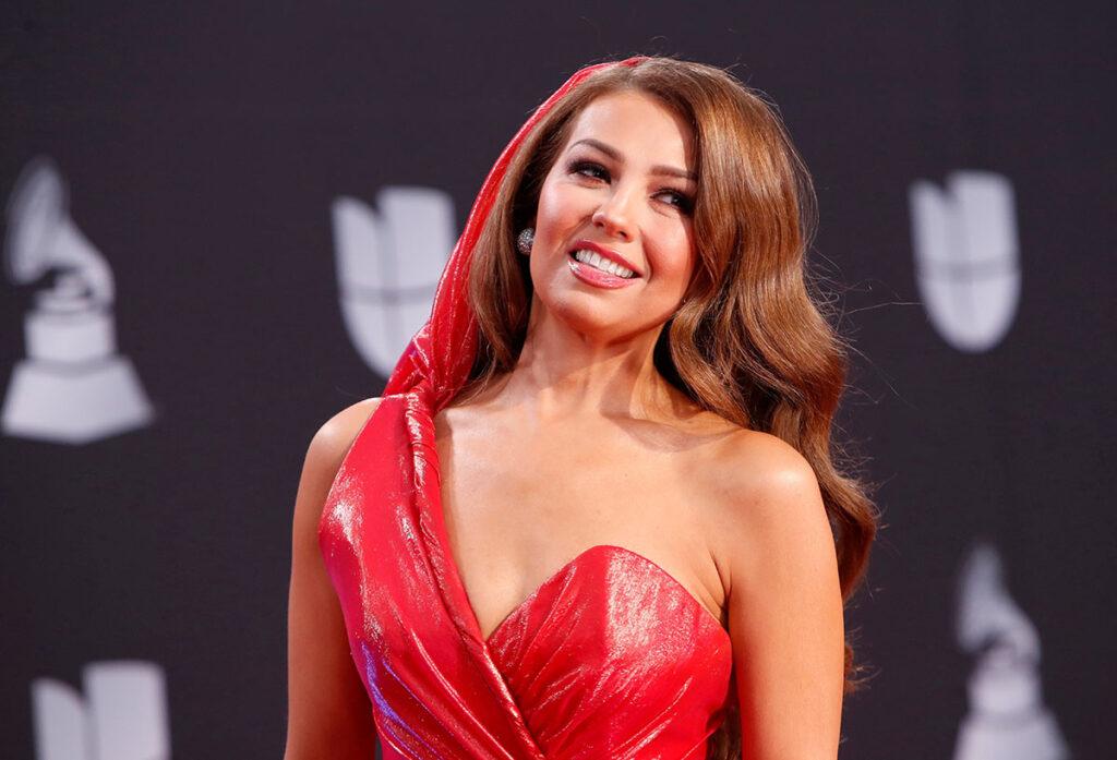 Thalía, a los 50 sigue arrasando
