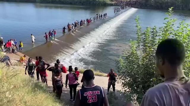 Biden ordena deportación masiva de haitianos