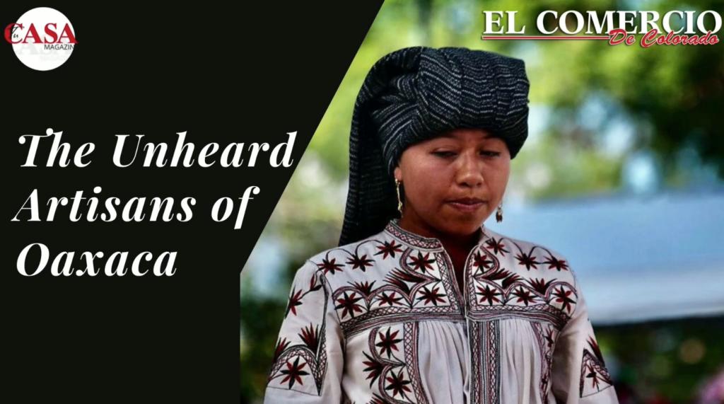El clamor de las tejedoras de Oaxaca