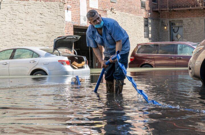 Ida deja al menos 25 muertos por inundaciones en el noreste de Estados Unidos