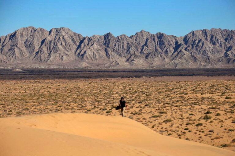 Muere en desierto de Sonora ecuatoriana que huía de violencia