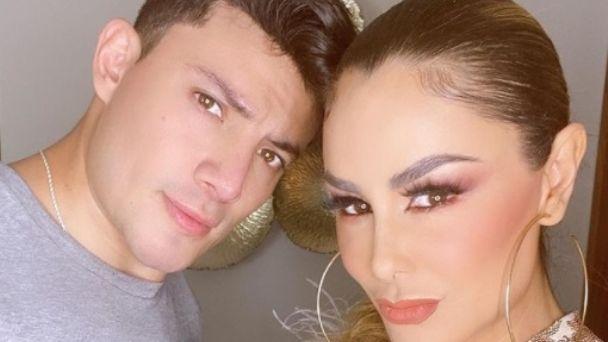 Ninel Conde no es investigada por fuga de su actual pareja