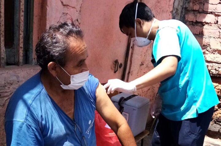 Vacunación a domicilio