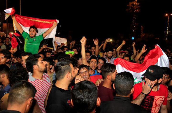 Jóvenes de Irak se abstendrán de votar