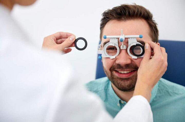 Reduzca el envejecimiento de sus ojos