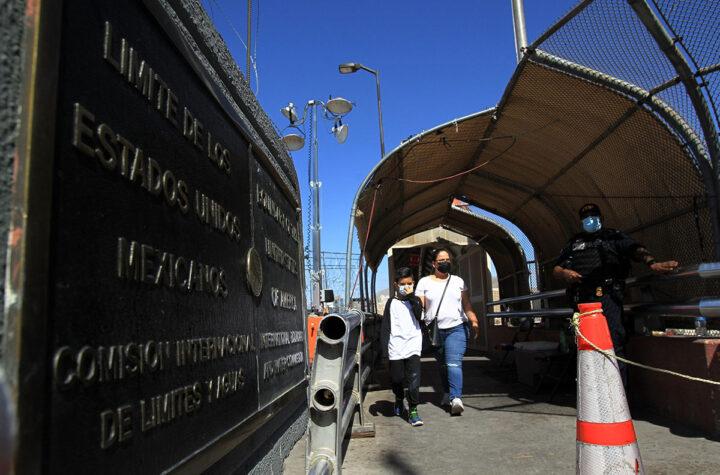 El 8 de noviembre abre la frontera