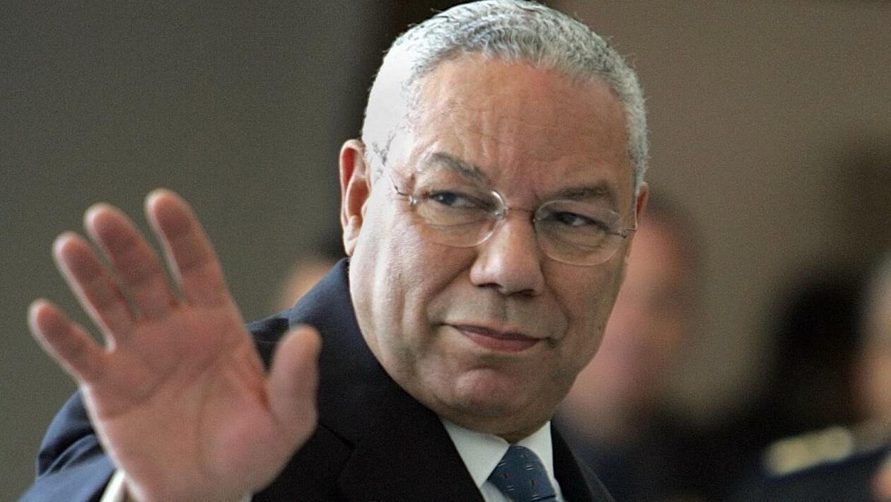 Colin Powell: De hijo de migrantes a guerrero legendario