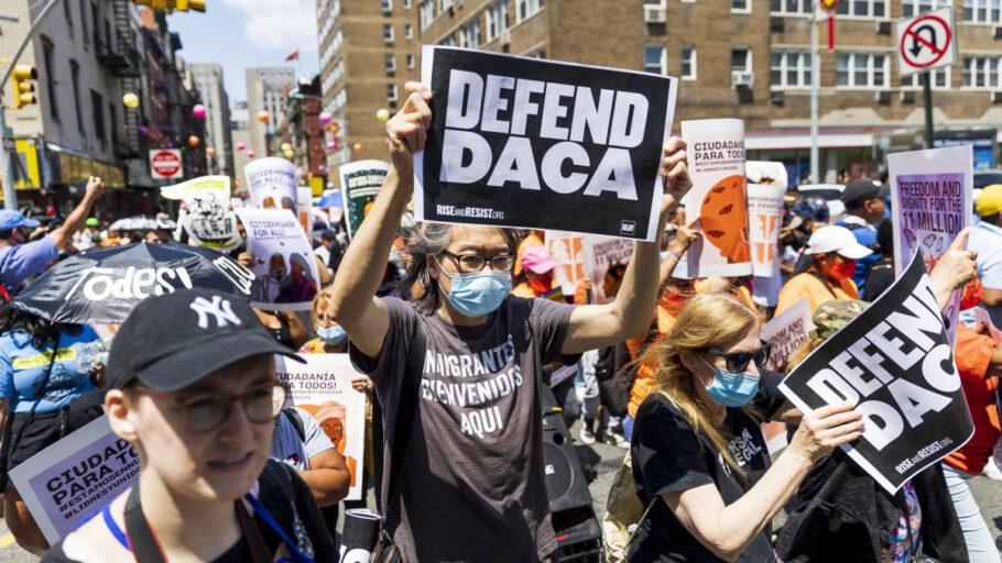 Un nuevo escudo para DACA